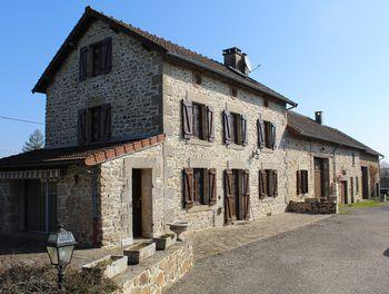 maison à Saint-Laurent-les-Eglises (87)