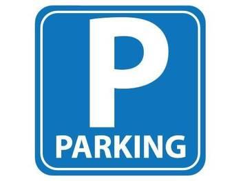 Parking 18,5 m2