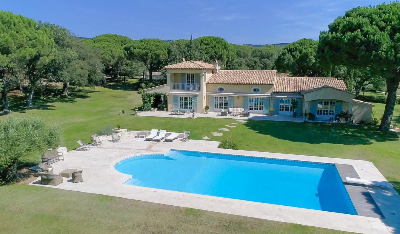 Maison avec piscine Sainte-Maxime