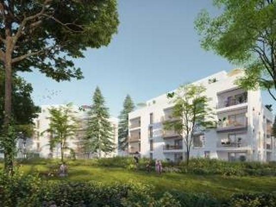 vente Appartement 3 pièces 63,54 m2 Lyon 5ème