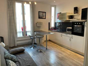 Studio meublé 18,17 m2