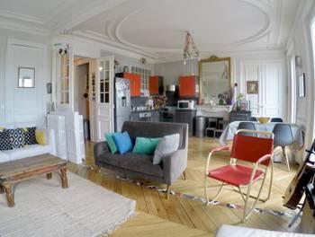 Appartement meublé 5 pièces 120 m2