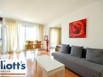 Appartement 2 pièces 50,67 m2