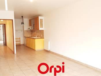Appartement 2 pièces 64,66 m2