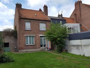 Maison 3 pièces 86,41 m2