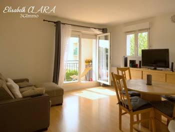 Appartement 3 pièces 51,58 m2