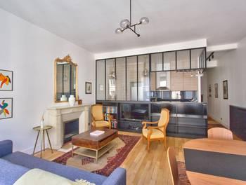 Appartement meublé 2 pièces 56,5 m2