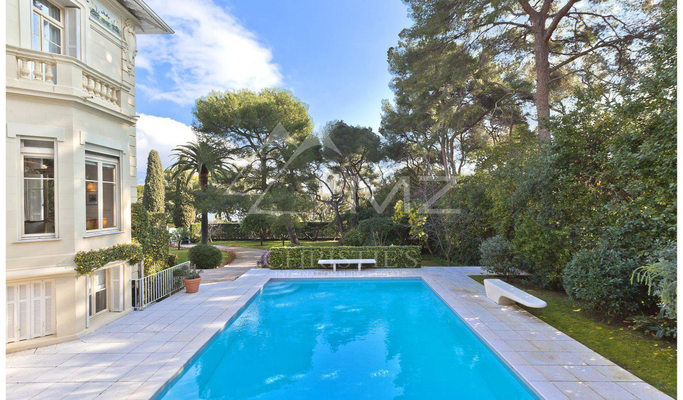 Villa with pool Saint-Jean-Cap-Ferrat