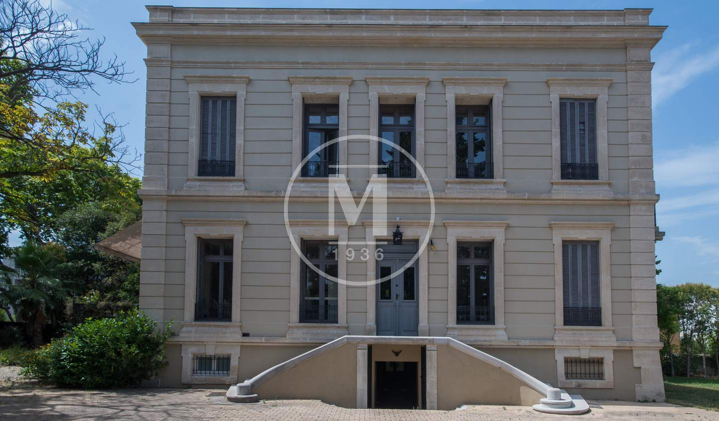 Private mansion Montpellier