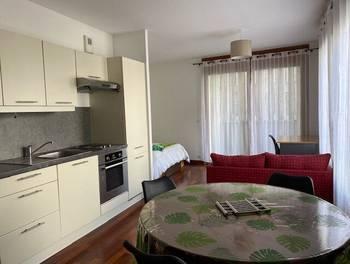 Studio 32,8 m2