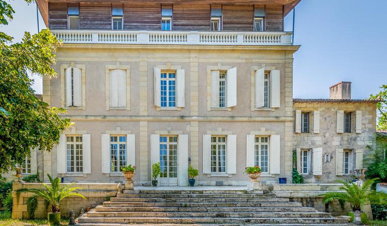 Château Lamothe-Montravel