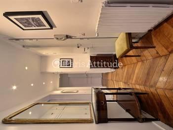 Appartement meublé 3 pièces 92 m2