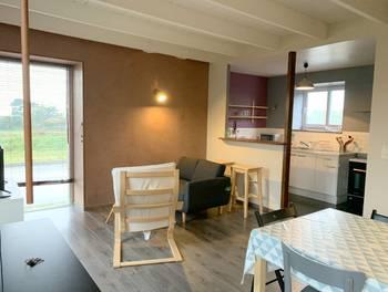 Appartement meublé 3 pièces 62,5 m2