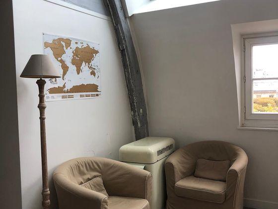 Location duplex meublé 2 pièces 42,34 m2