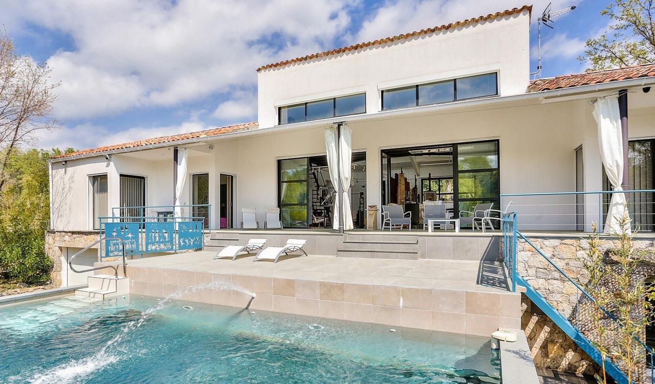 Villa with pool Fayence