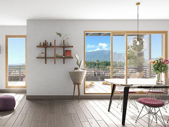 vente Appartement 3 pièces 63,8 m2 Grenoble
