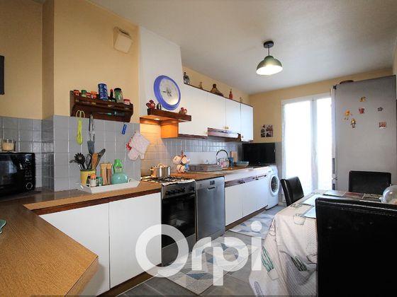 Vente appartement 4 pièces 92,69 m2