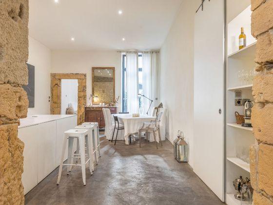 vente Appartement 4 pièces 129 m2 Lyon 2ème