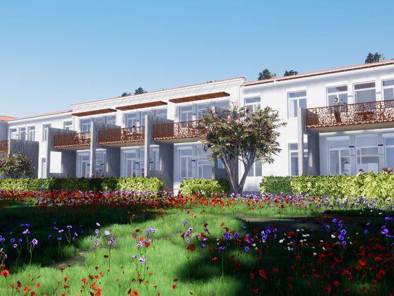 Vente appartement 2 pièces 33,45 m2