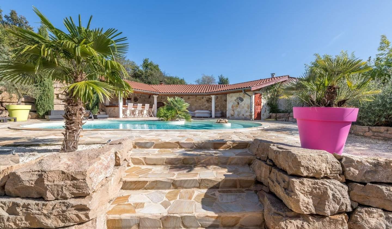 Maison avec piscine Satolas-et-Bonce