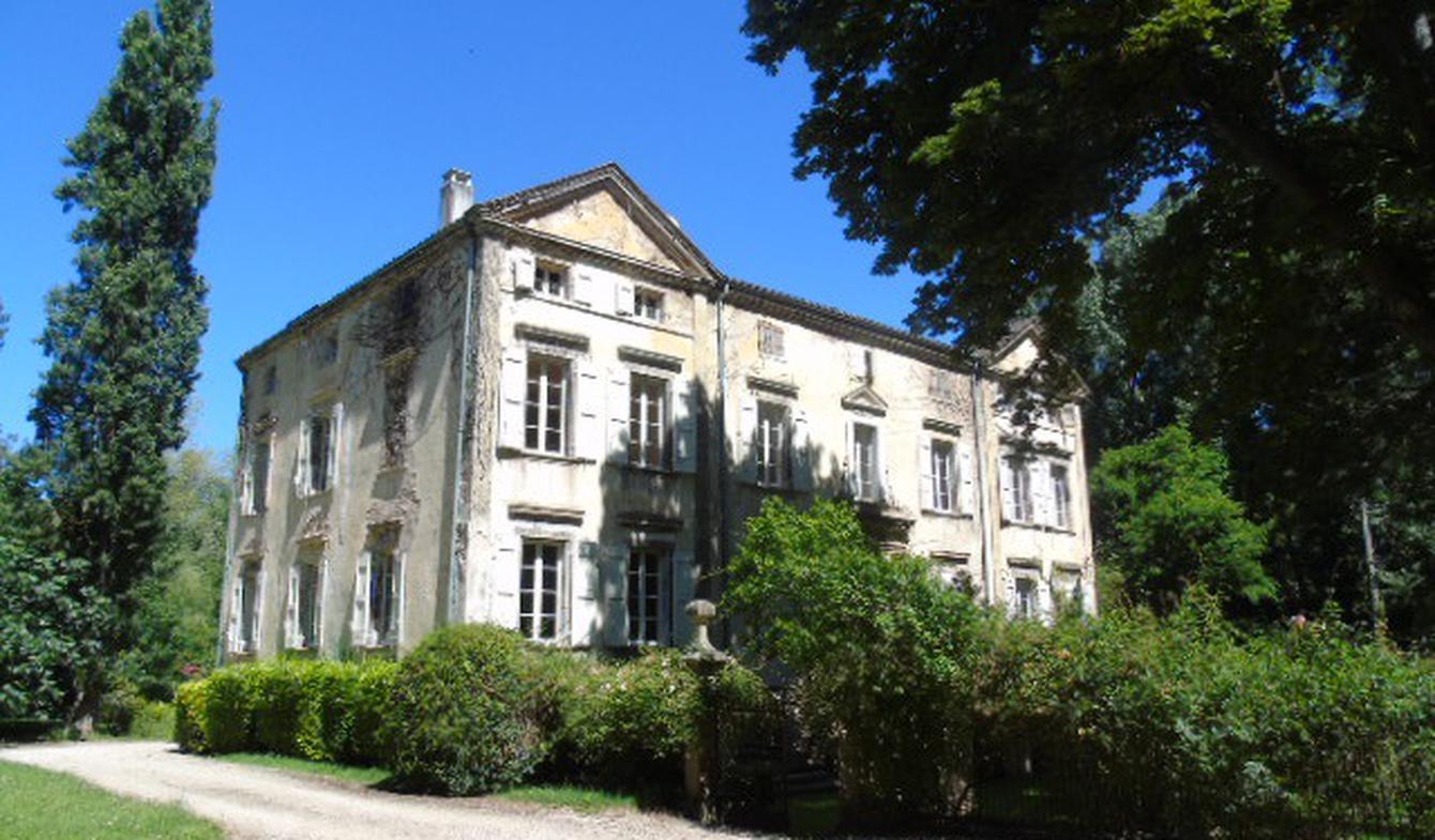 Château Puycelci