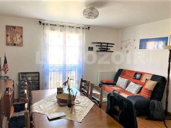 Vente appartement 2 pièces 43,72 m2