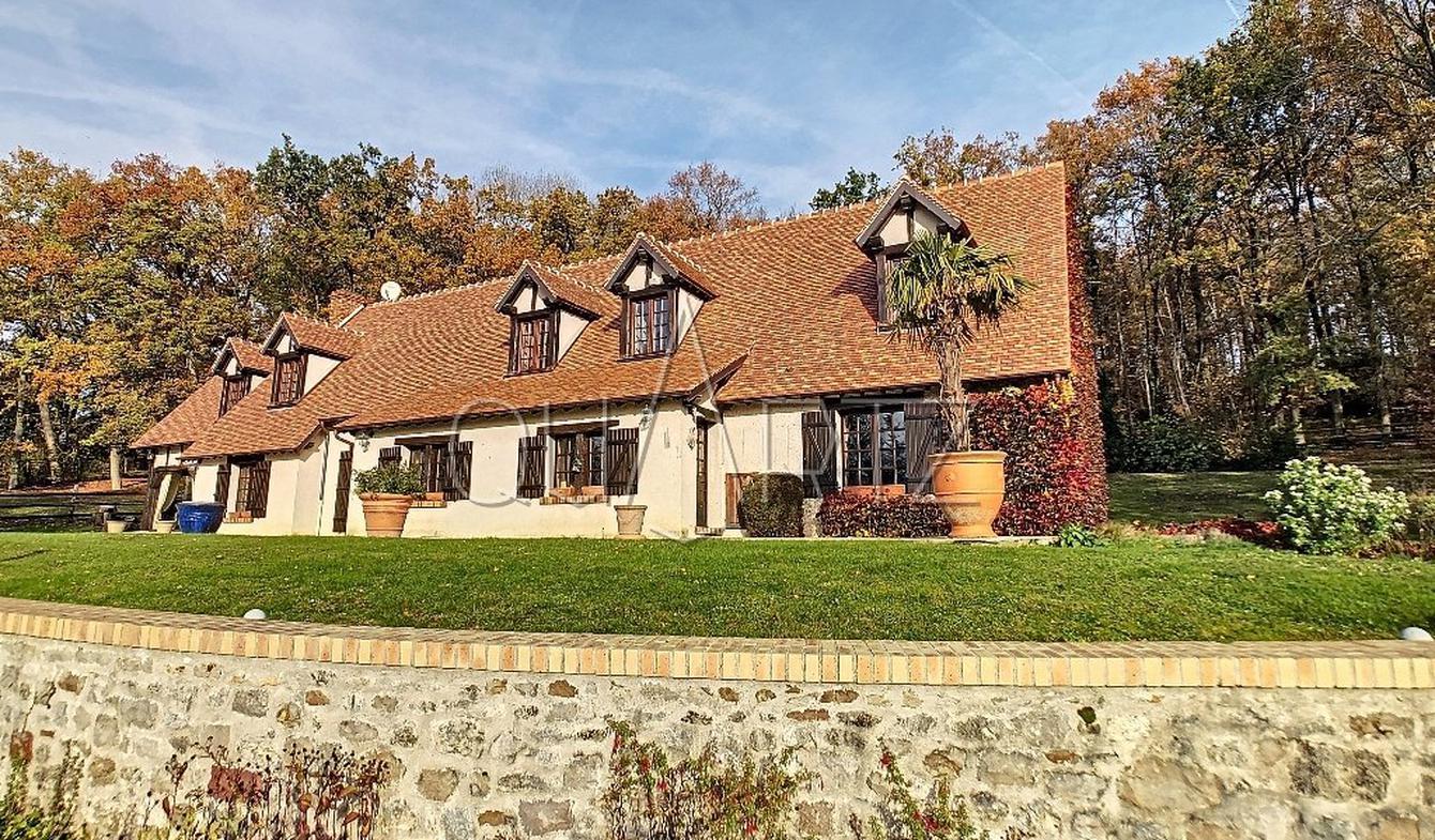 Maison avec terrasse Chavençon