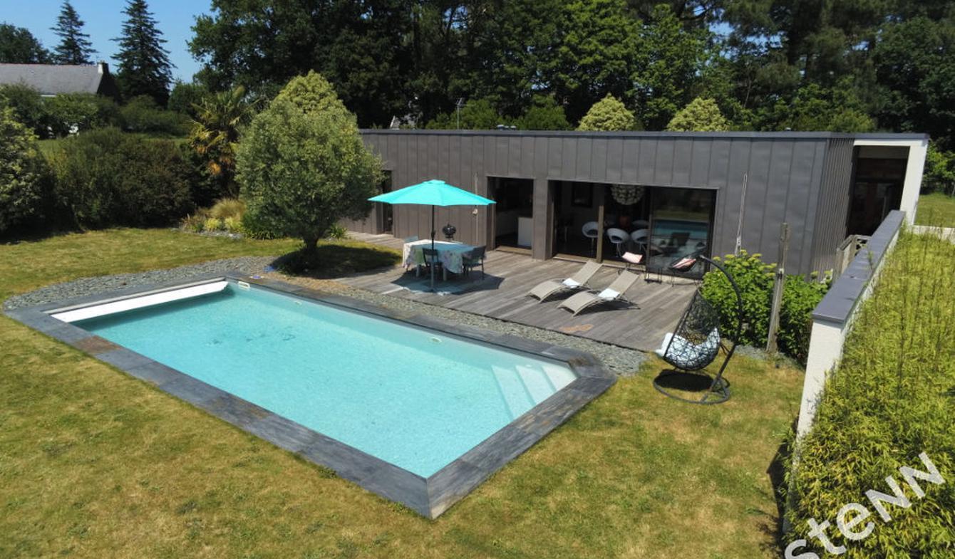 Maison avec piscine Pluneret