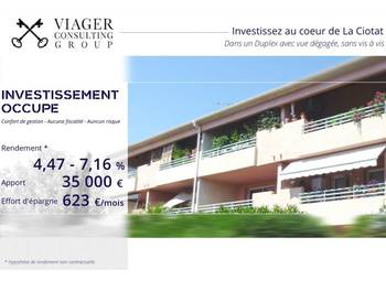 Viager 2 pièces 68 m2