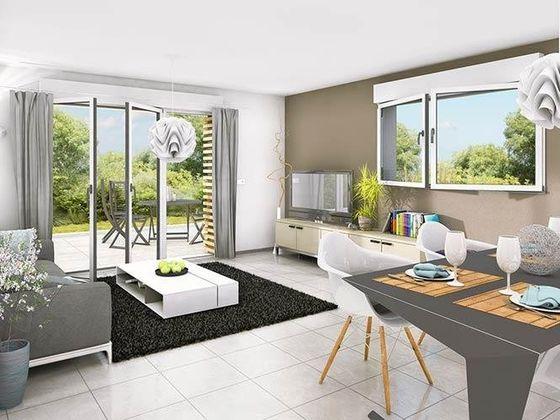 vente Appartement 3 pièces 62,71 m2 Grenoble