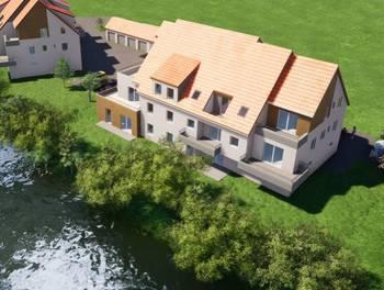 Appartement 4 pièces 85,85 m2