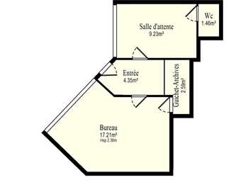 Divers 2 pièces 34,84 m2