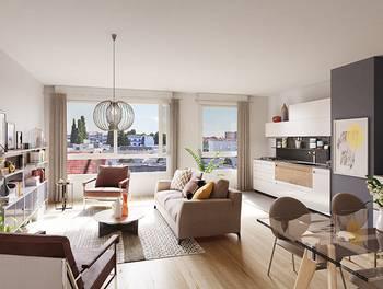 Appartement 4 pièces 88,44 m2
