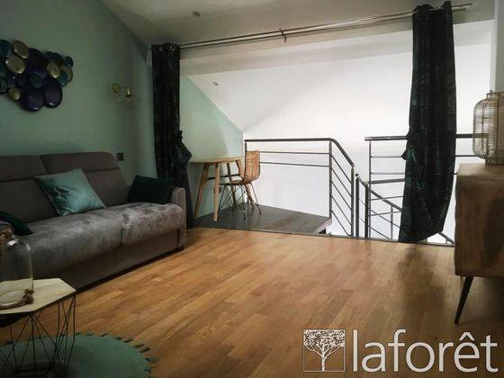Vente appartement 2 pièces 45,35 m2
