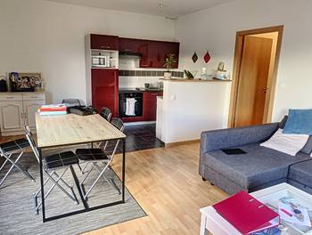 Appartement 2 pièces 50,52 m2