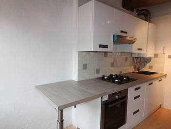 Appartement 2 pièces 45,18 m2