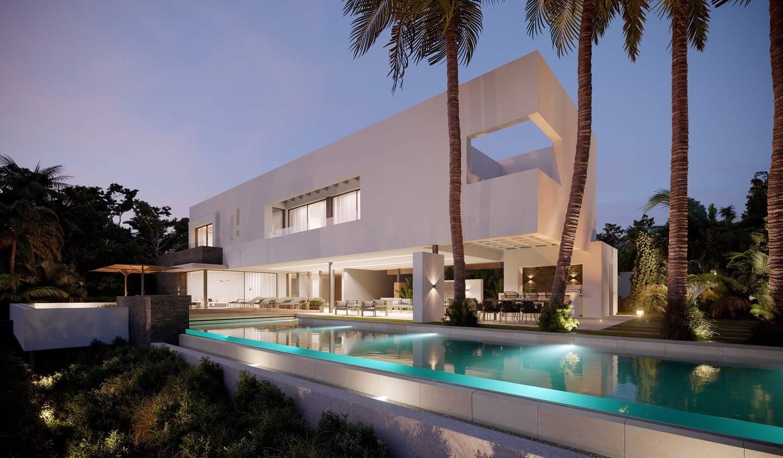 Villa avec piscine et jardin Benahavís