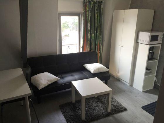 Location studio meublé 11 m2 à Reims