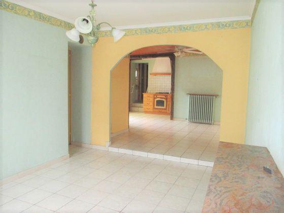 Vente maison 140 m2