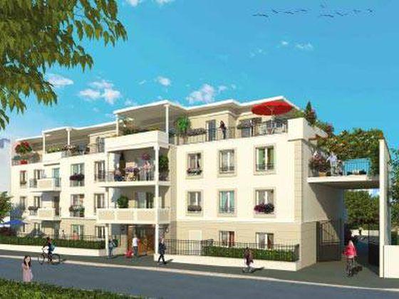vente Appartement 5 pièces 123,01 m2 Dijon