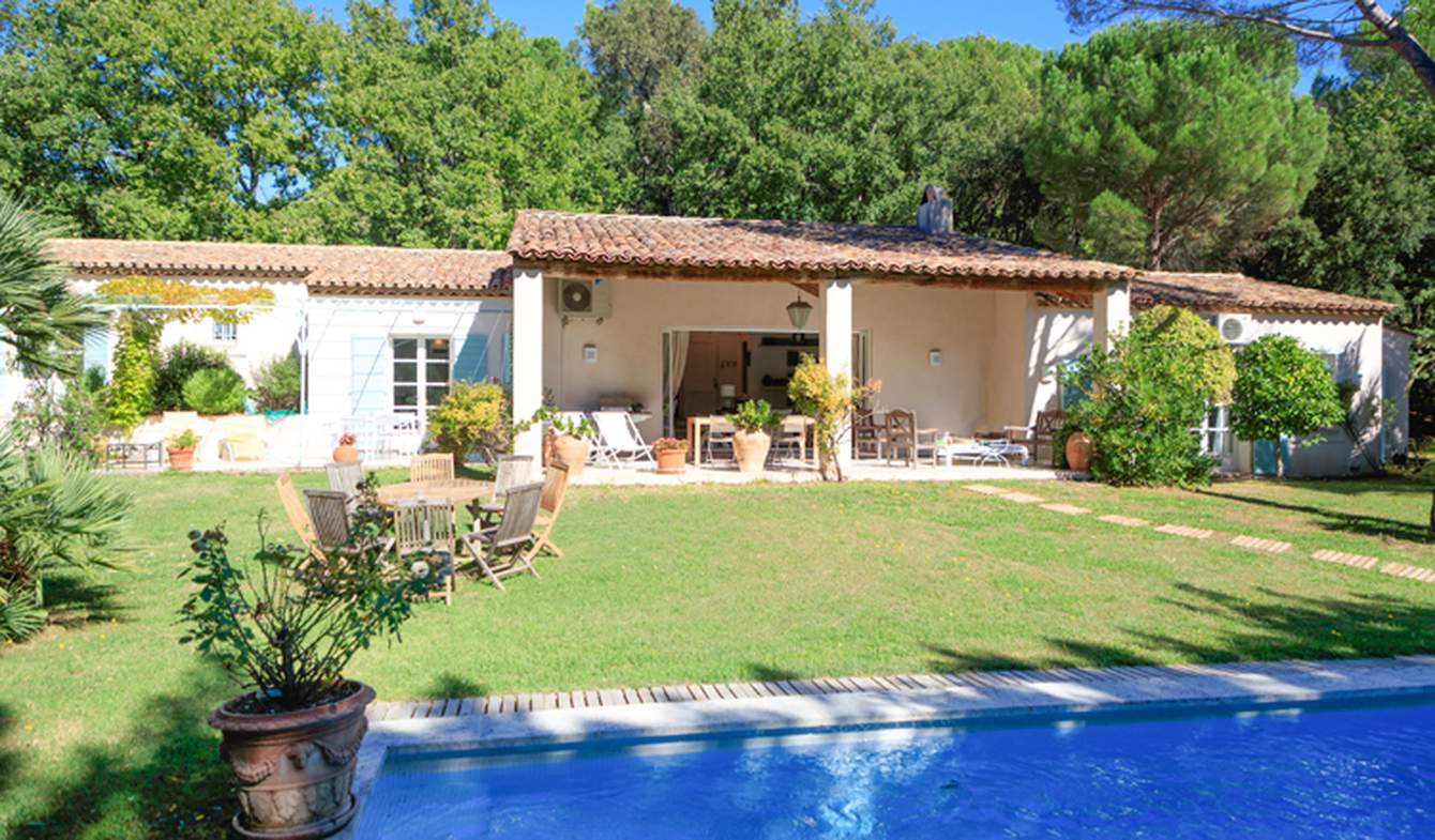 Maison avec piscine et jardin Grimaud