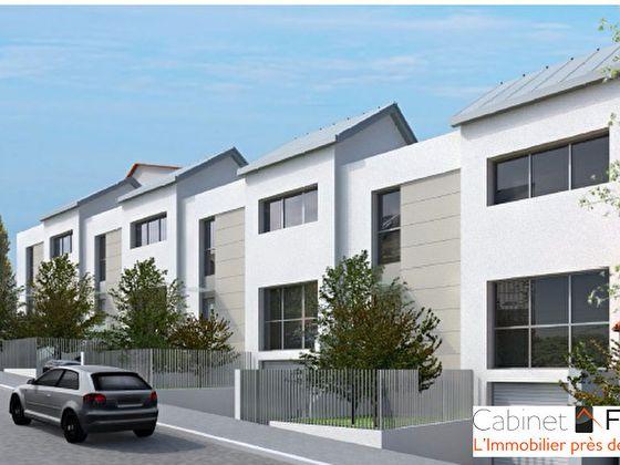 Vente maison 4 pièces 80,7 m2
