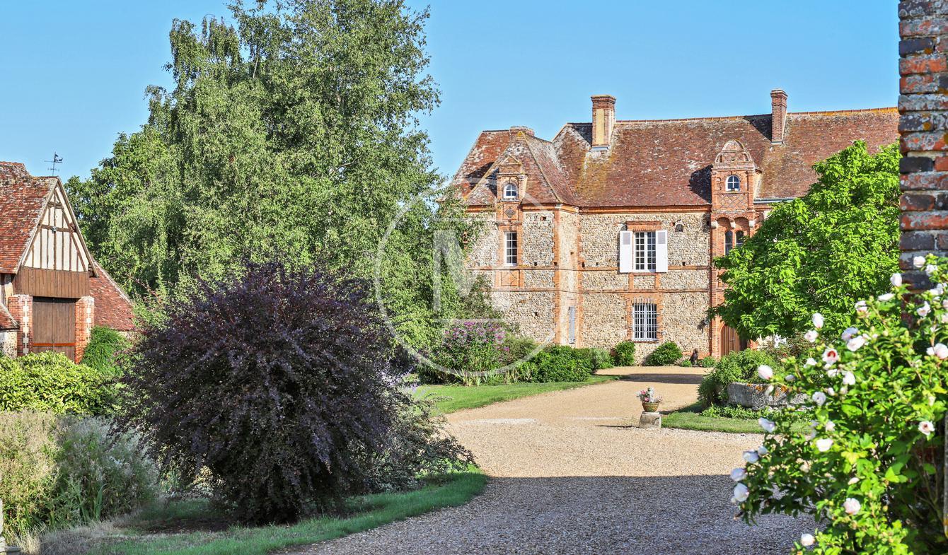 Manoir Châteauneuf-en-Thymerais
