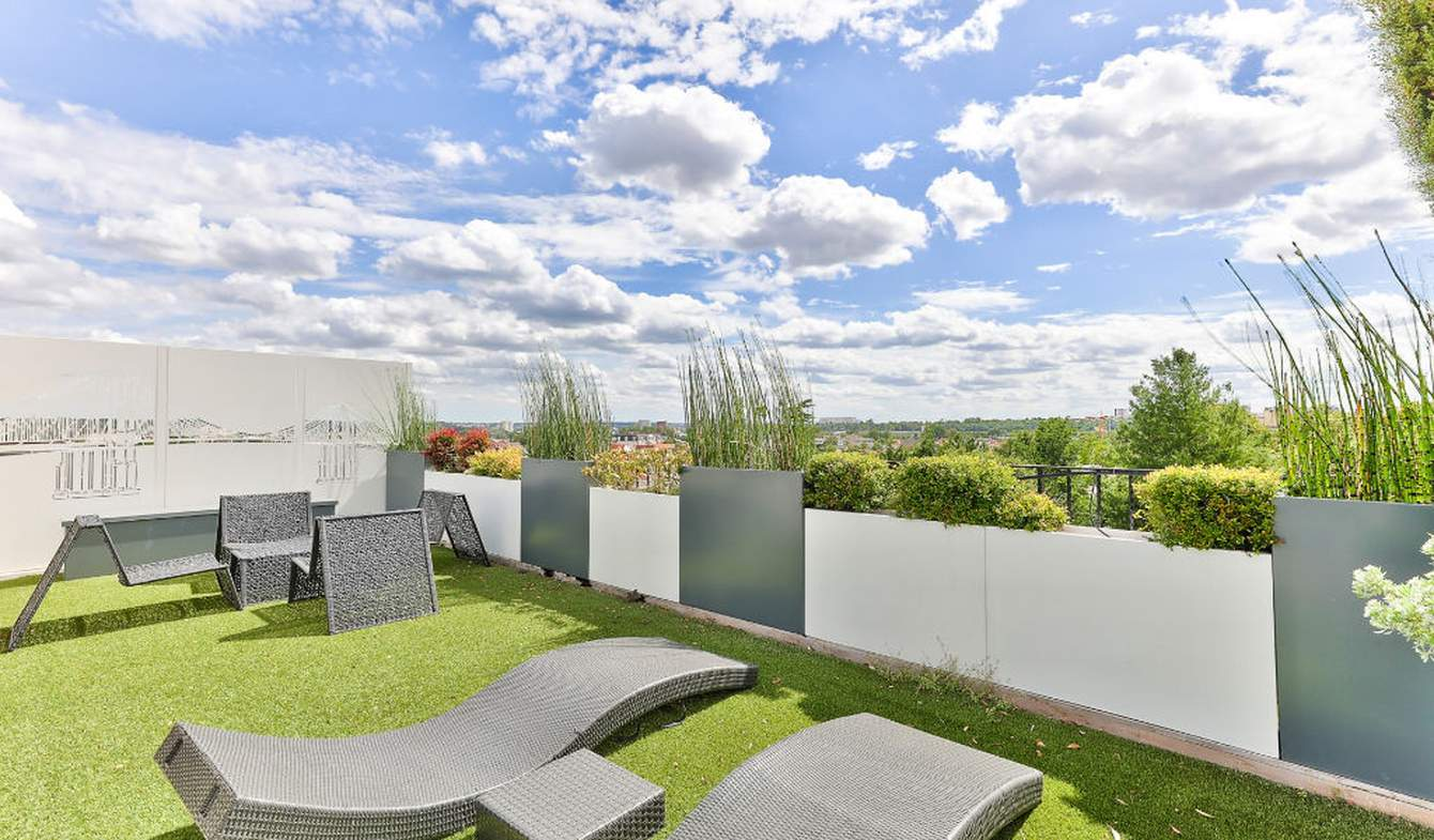 Appartement avec terrasse Saint-maur-des-fosses