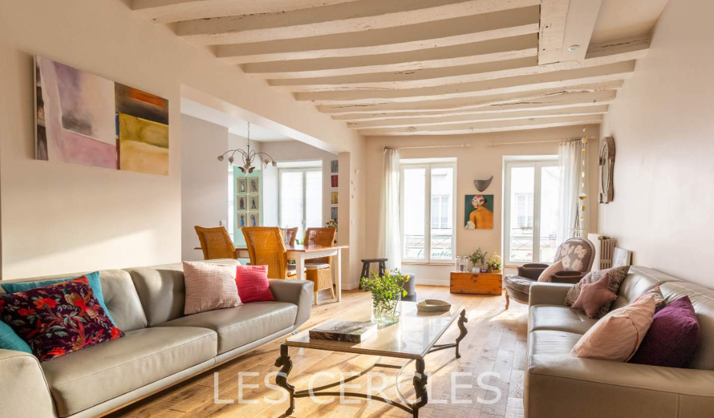 Appartement avec terrasse Saint-Germain-en-Laye