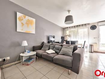 Appartement 2 pièces 39,69 m2