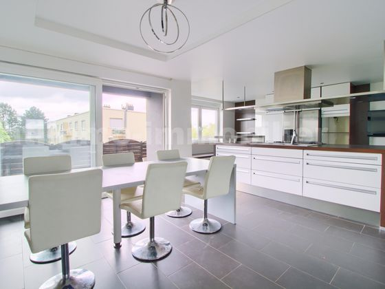 vente Appartement 4 pièces 120 m2 Freyming-Merlebach