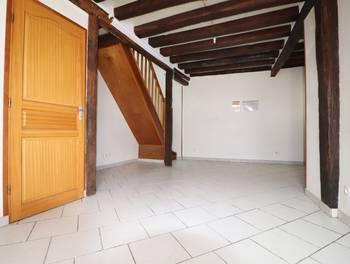 Appartement 3 pièces 51,24 m2