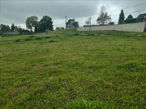 Vente terrain 1199 m2