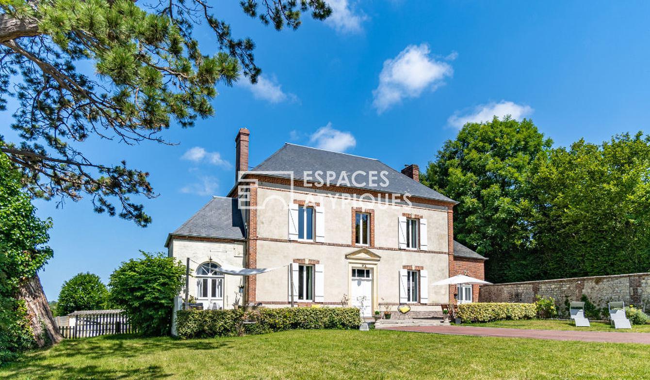 Maison avec terrasse Gonneville-sur-Mer